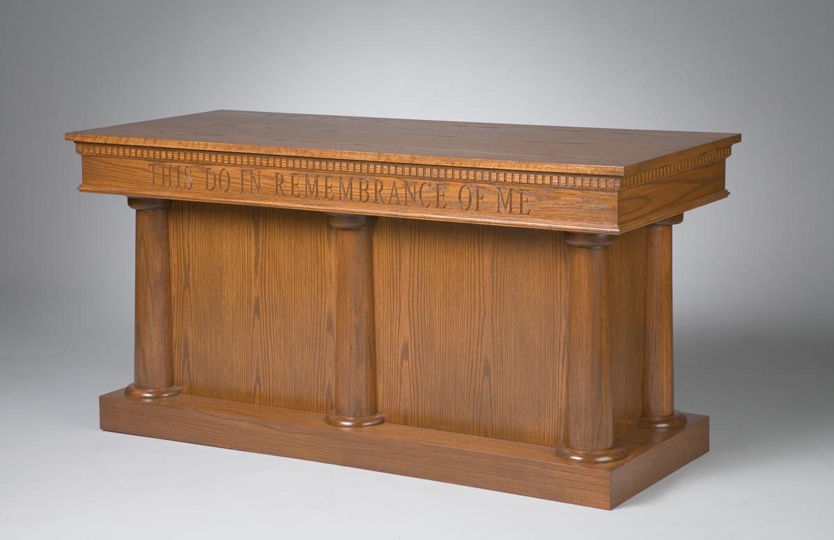 8300 Communion Table