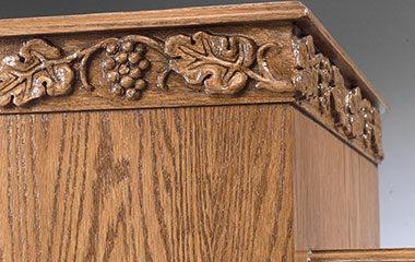 Custom Made Church Pews & Furniture